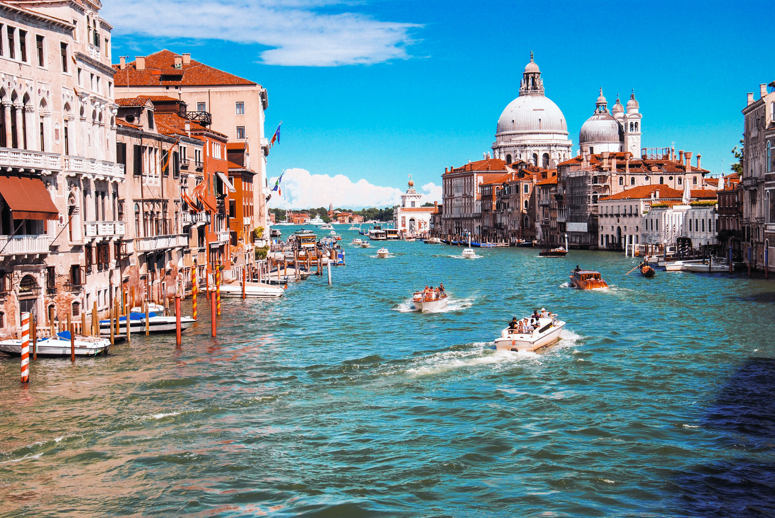 image of canal grande