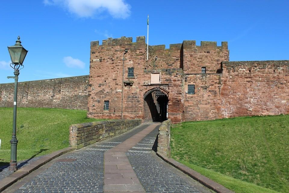 image of Carlisle castle