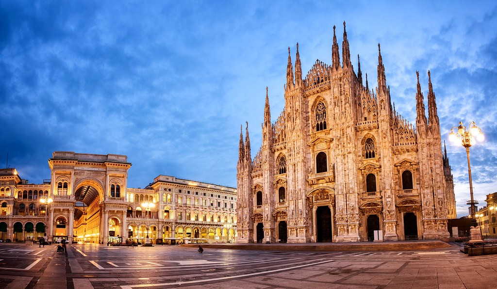 image of Visit Milan