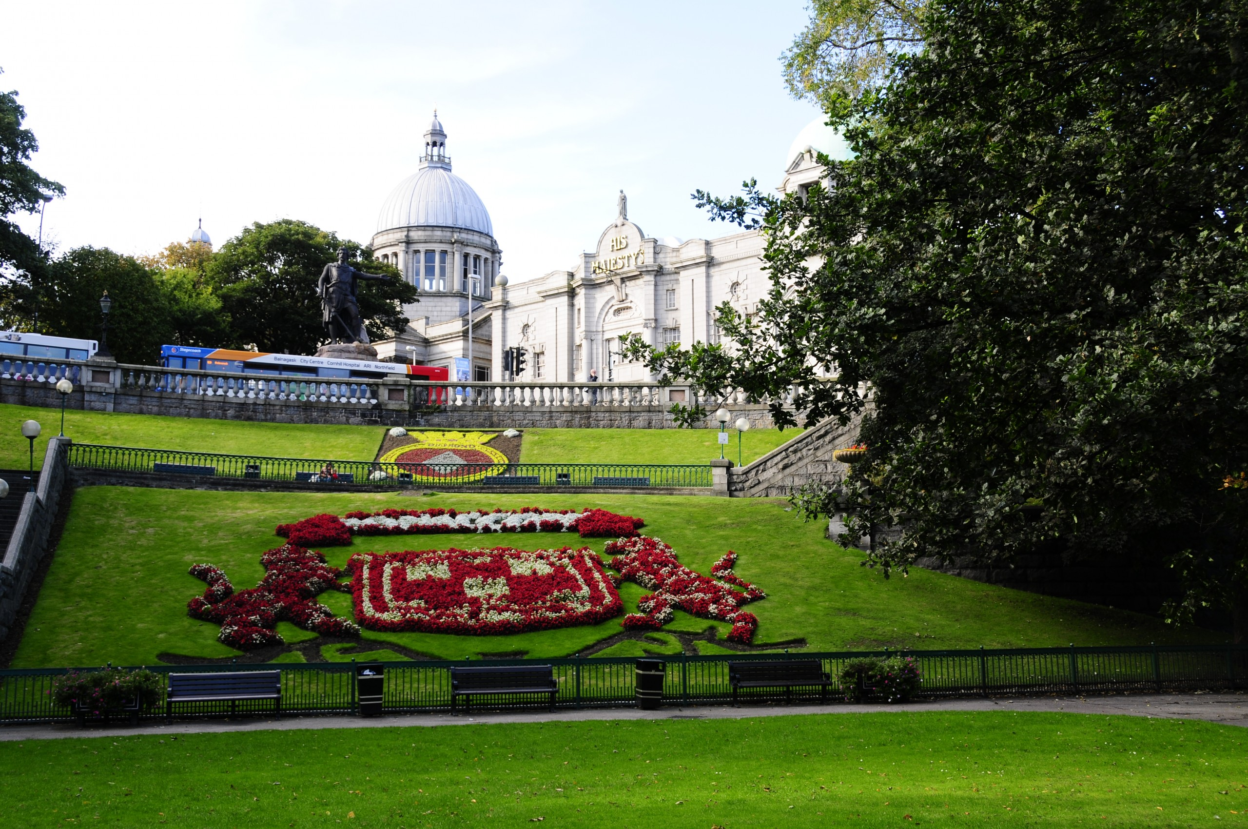 image of Union Terrace Gardens
