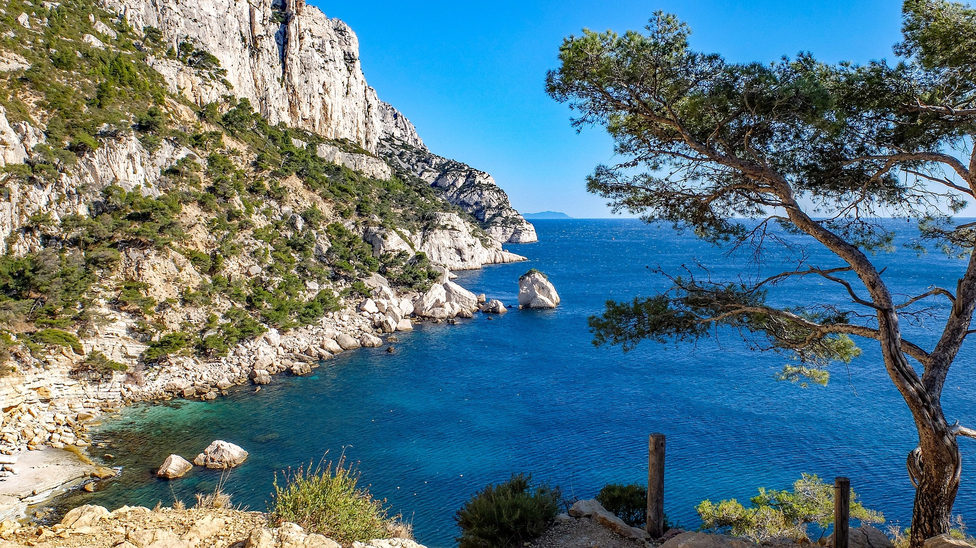 image of Les Calanques