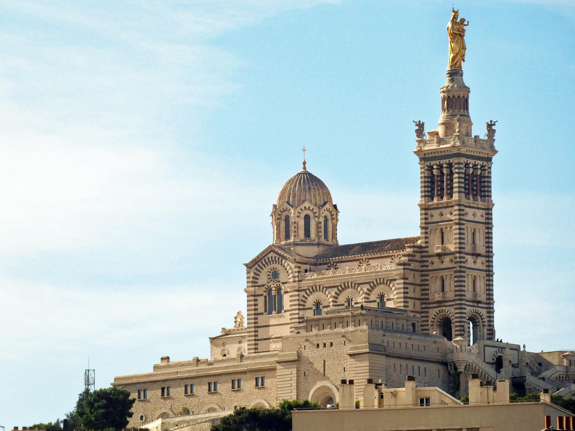 image of Notre Dame de la Garde