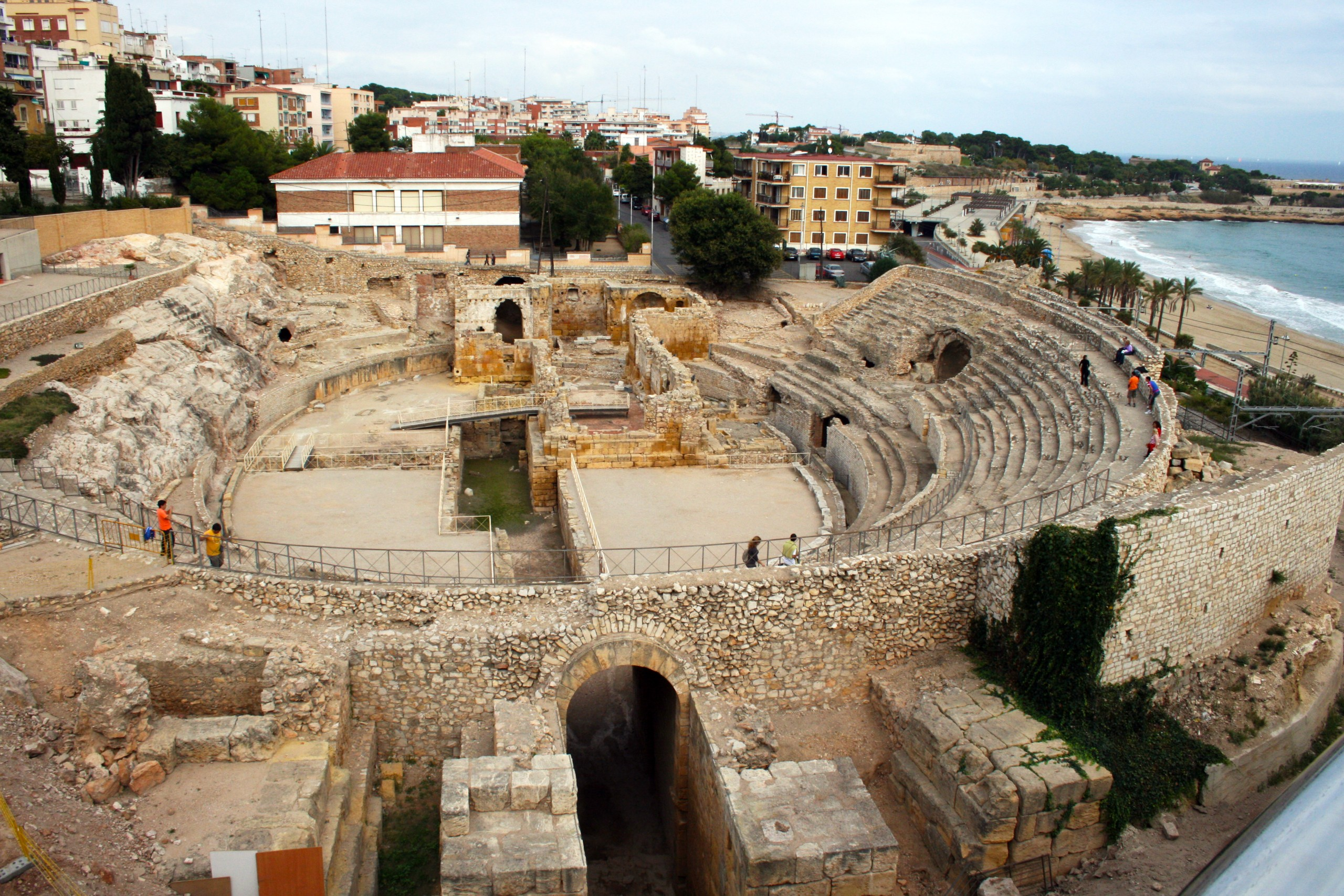 image of Tarraco's Amphitheatre