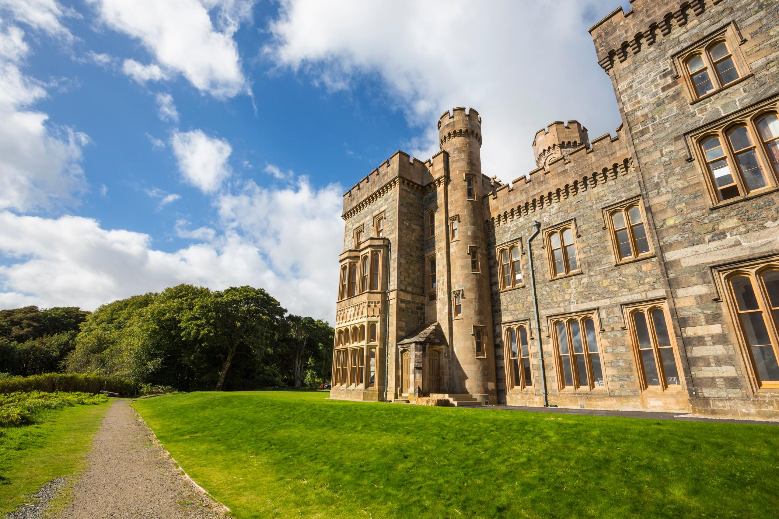 image of Lews castle