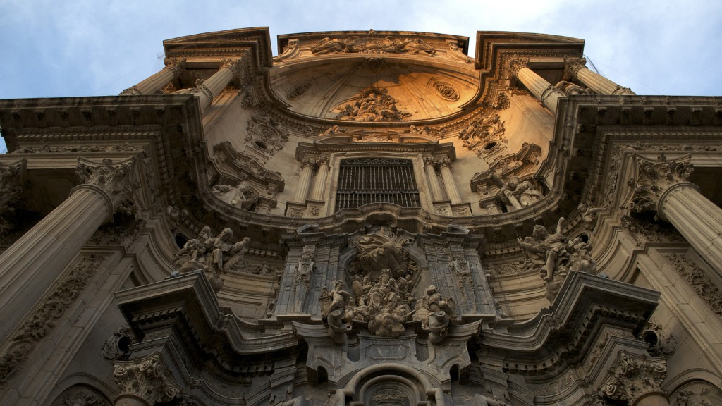 Murcia, Beautiful historical city surrounded by breathtaking mountains