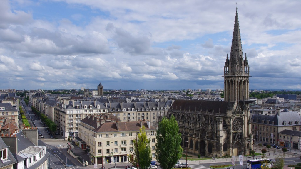 City of Caen