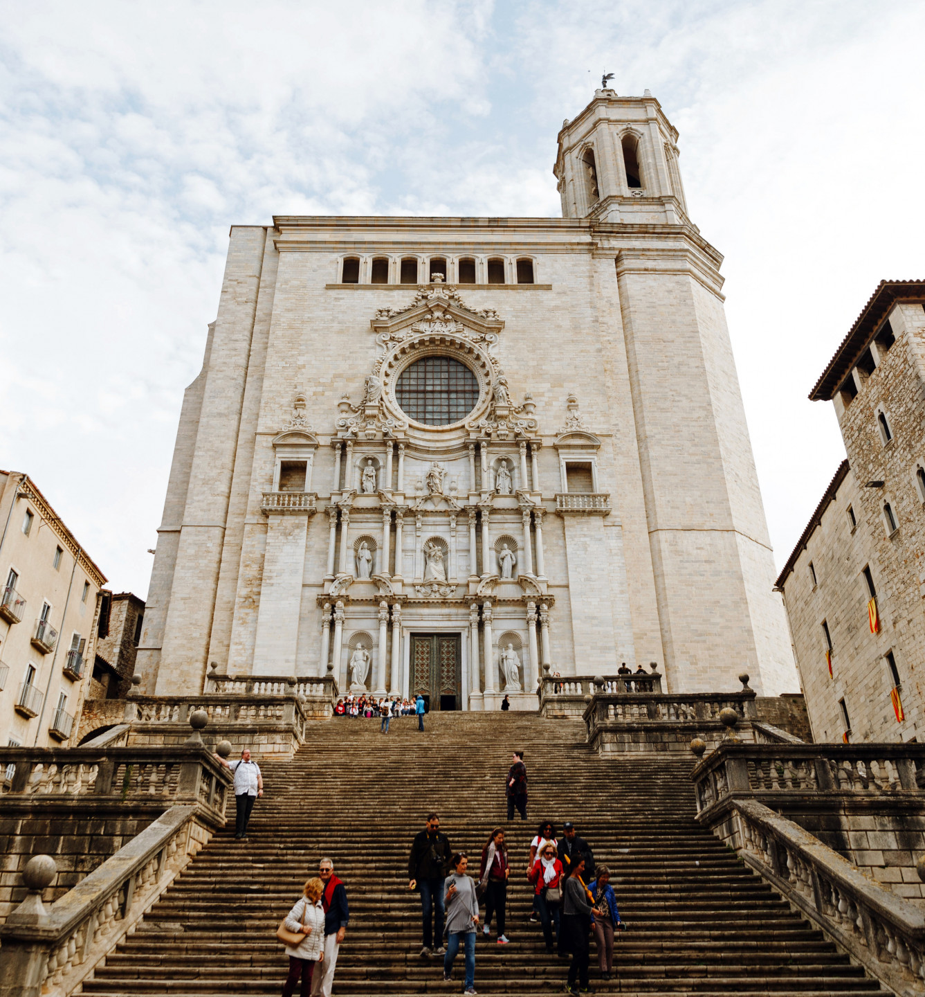 image of Girona Cathedral